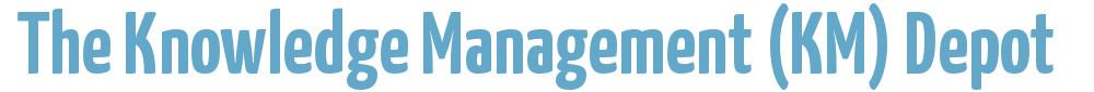 knowledgemanagementdepot.com