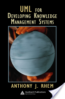 cover of UML for Developing Knowledge Management Systems book